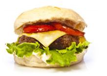 Kostprogram: Hjemmelavet burger