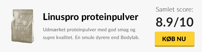 Linuspro proteinpulver