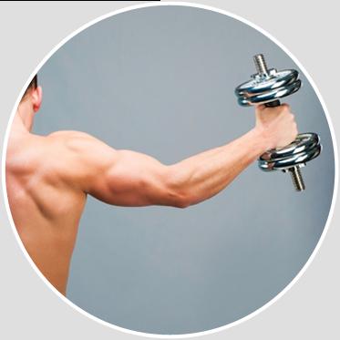 Stærke overarme