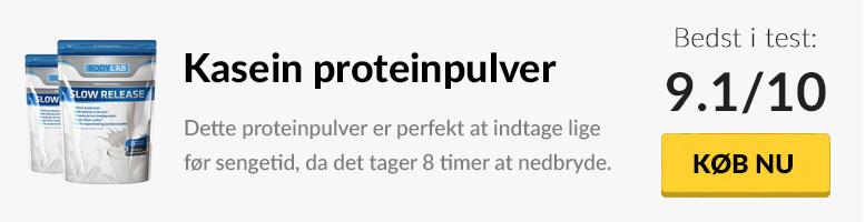 kasein proteinpulver