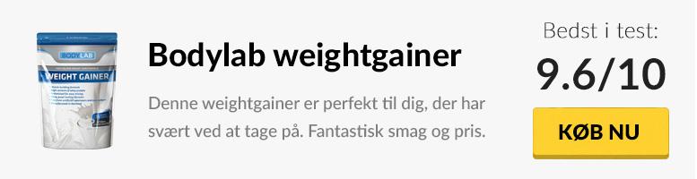 weightgainer bodylab