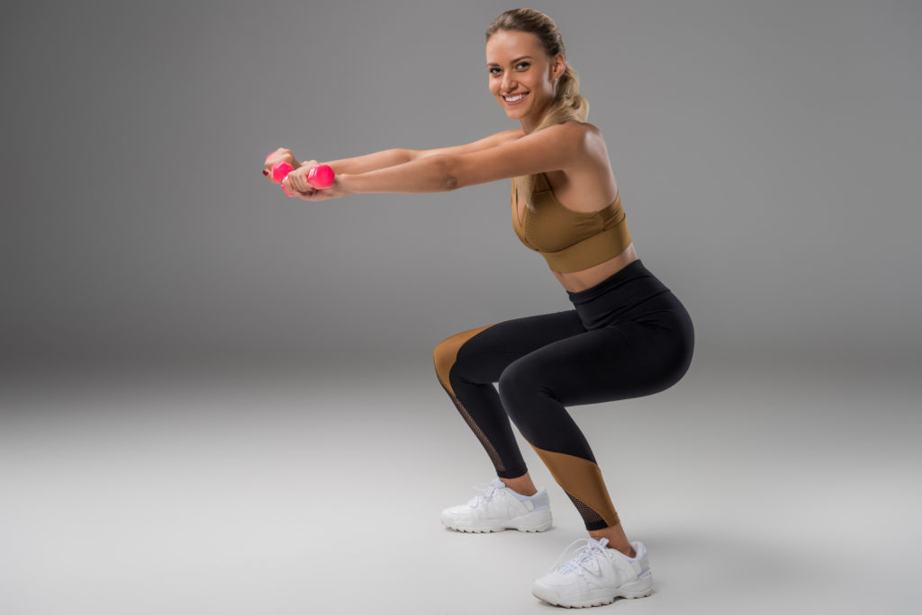 Squats for stærkere baller