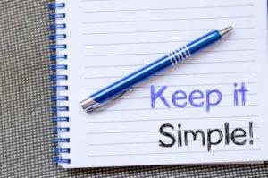 Simpel livsstil med IF