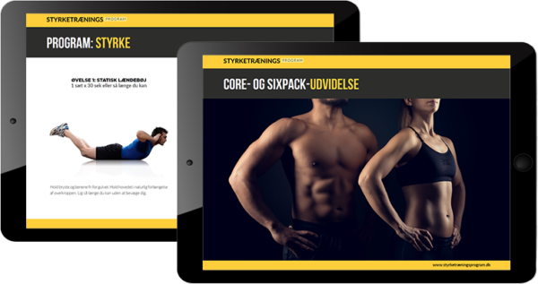 Core- & sixpack-program