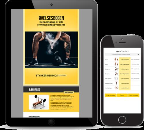 Træningsøvelsesbogen